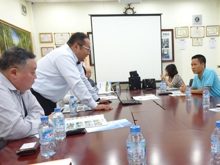 広がるビジネス / ベトナム南部地域でビジネス交流